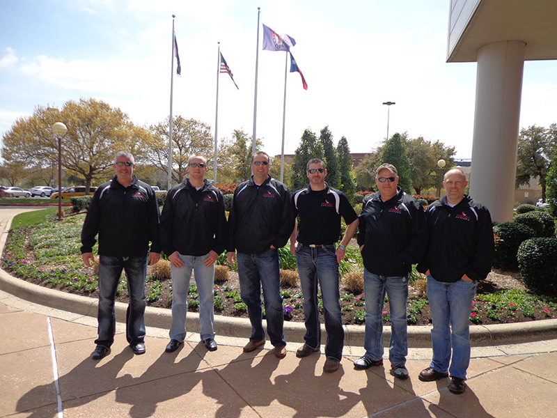 Image of Coryell Roofing & Construction team in Oklahoma