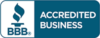 Better Business Bureau Coryell Roofing & Construction Accredited Business Logo