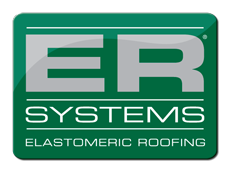 ER Systems Elastomeric Roofing Logo