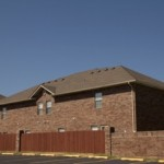Image 2 of duplex roofing project by Coryell