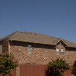 Duplex roofing project in Oklahoma