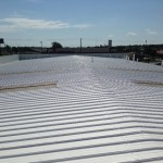 After image of new roofing system for ProPower Equipment in Oklahoma