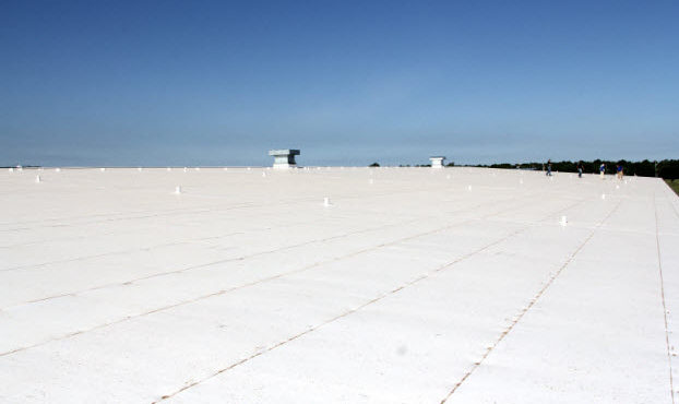 Commercial Roof Completed By Coryell In OK