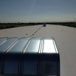 Large image of commercial roofing project by Coryell