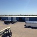 Commercial roofing system completed project by Coryell