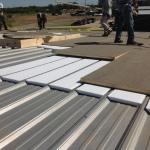DuroLast Metal Retrofit Roof System in Norman, OK