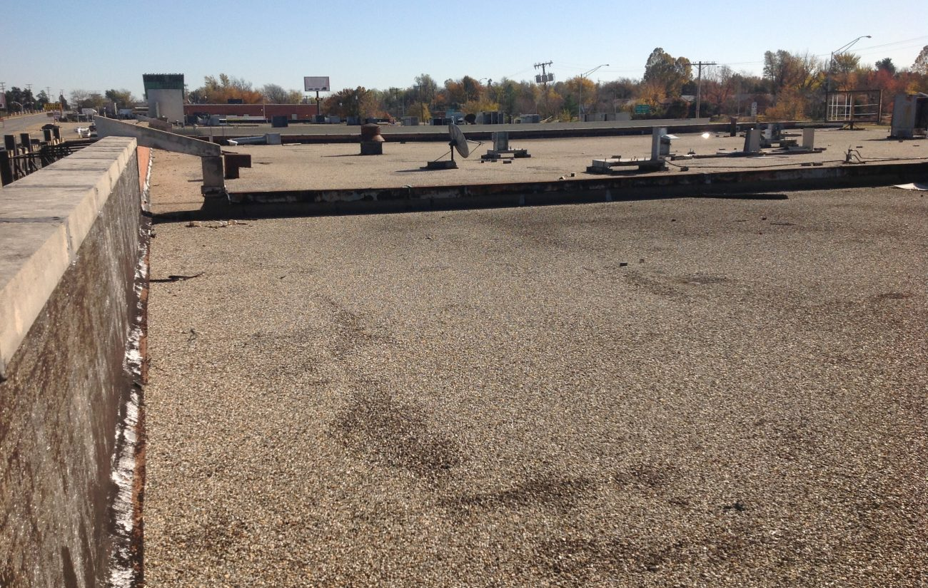 Commercial Roofing Project For Coryell