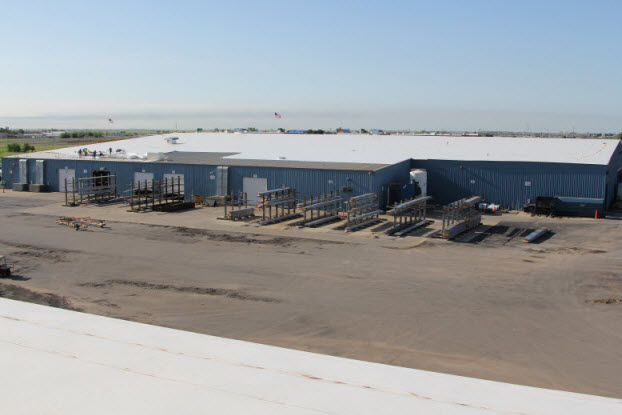 Coryell commercial roofing system in Oklahoma