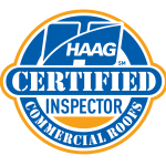 HAAG Certified Commercial Roofing Inspector Logo