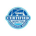HAAG Certified Residential Roof Inspector logo