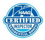 HAAG Certified Residential Roofing Inspector Logo