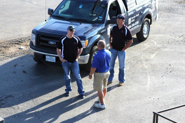 Insurance Inspection with Coryell Roofing