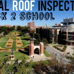 Annual roof inspections; University of Oklahoma