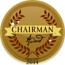Coryell Roofing awarded the Duro-Last Chairman Award in 2014.