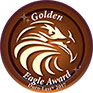 Coryell Roofing awarded the Duro-Last Golden Eagle award in 2017.