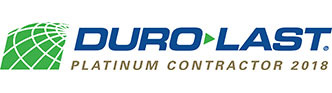 Duro-Last Platinum Contractor Award 2018