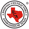 Proud Member of the Roofing Contractors Association of Texas