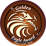 Coryell Roofing awarded the Duro-Last Golden Eagle award in 2020.