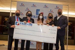 Coryell Awards Scholarship to Senior at Friends Gala 2020