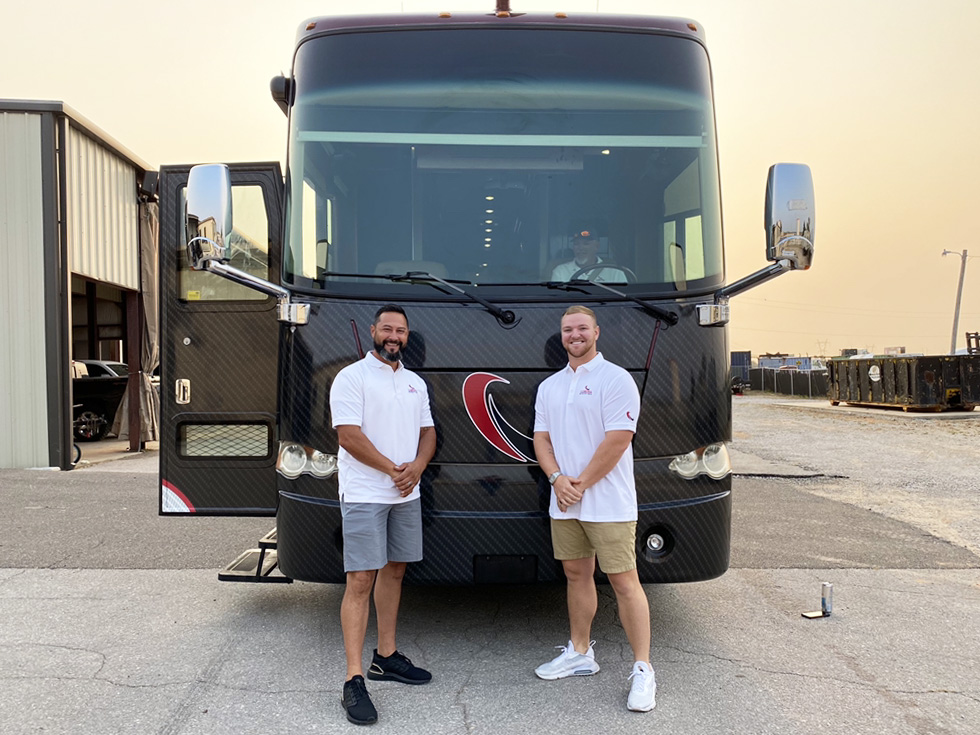 """First Coryell Roadshow With """"The Bus"""""""