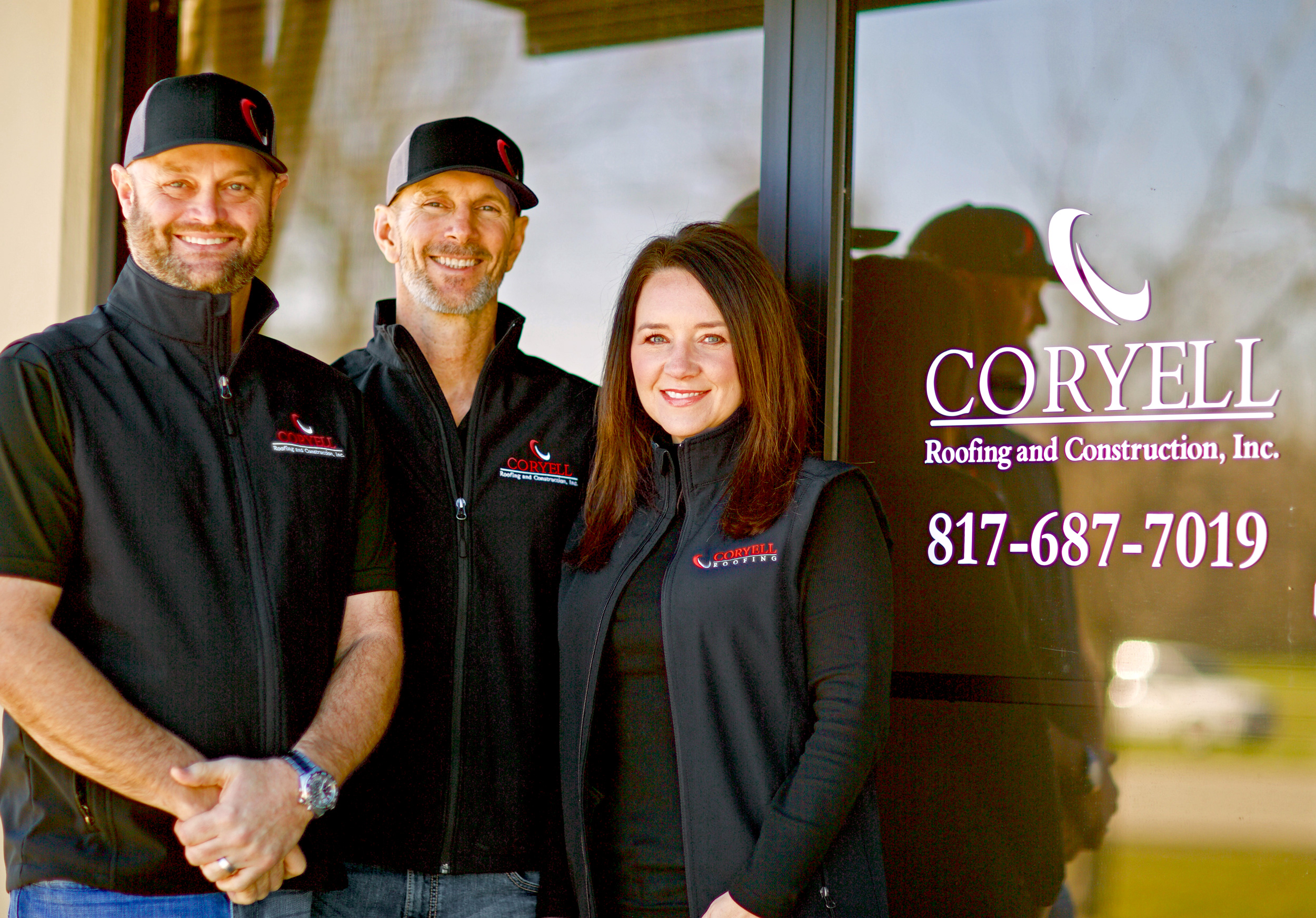 Texas Team | Coryell Roofing