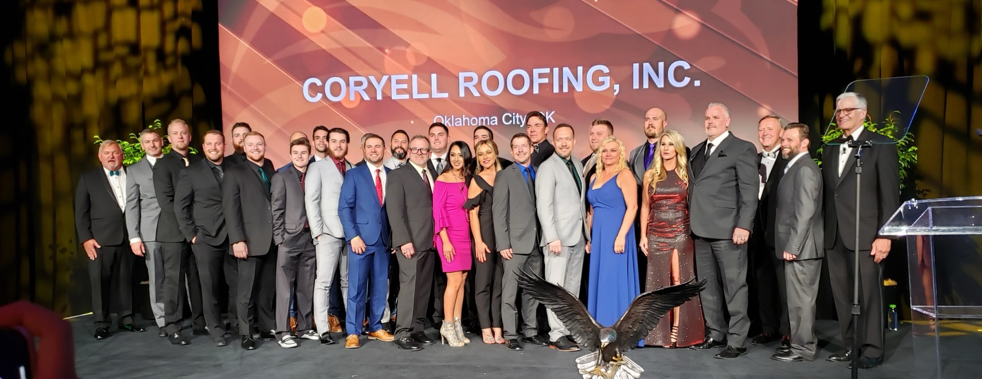 Duro-Last Event | Coryell Roofing
