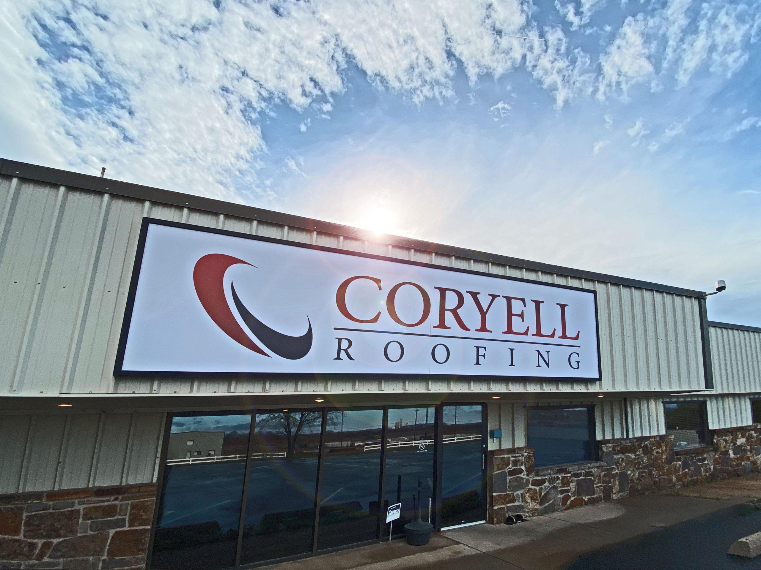 Coryell Headquarters Oklahoma Office