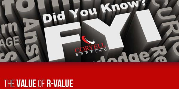 Did You Know? The Value Of R-Value