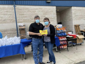 Fruitvale ISD Hot Meals | Coryell Roofing