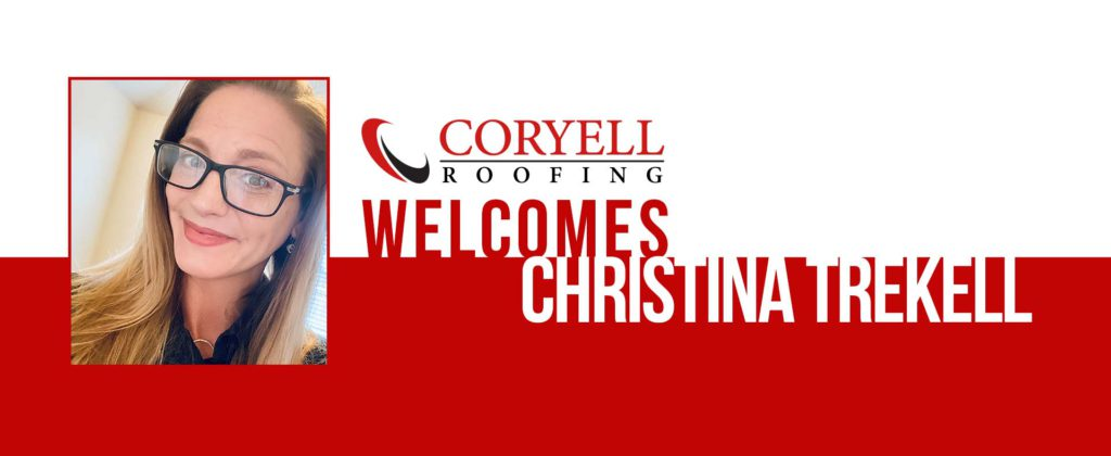 Welcome Christina Treckell